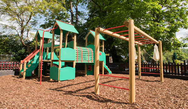 Child friendly pubs with play areas