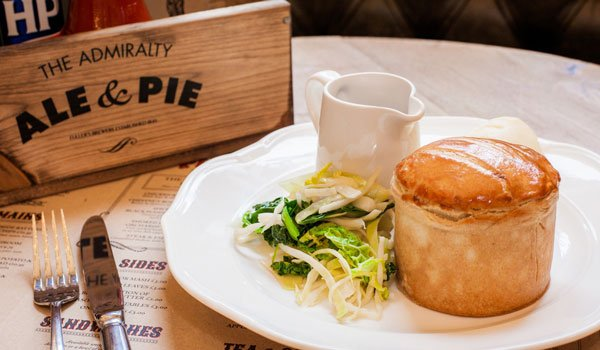 Find ale and pie pubs