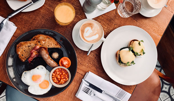 find breakfast and brunch places