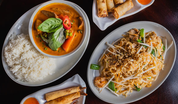 find pubs with thai kitchens