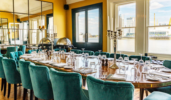 Pubs with private dining rooms for hire