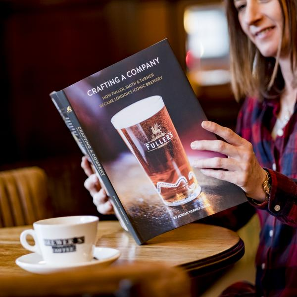 Crafting a company at Fullers book