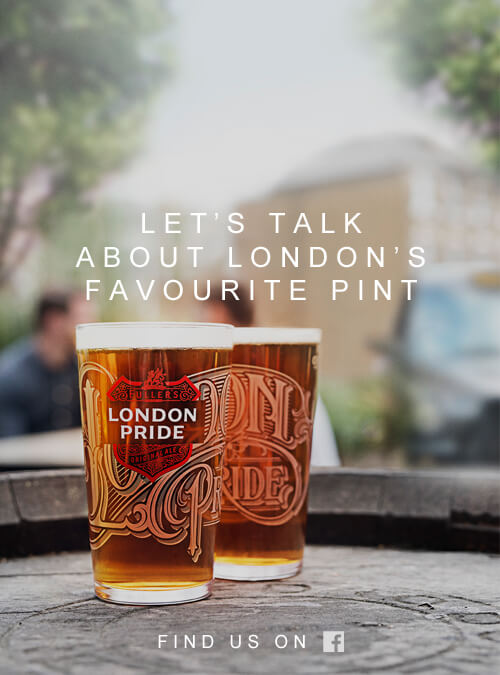 Let's talk about London's favourite pint